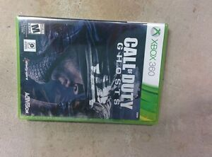 Call of Duty Ghosts encore dans l'emballage