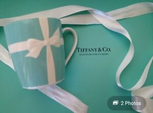 Tiffany & Co Bow Mug