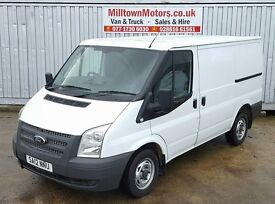 Selection of Ford Transits Swb