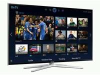 """Samsung 50"""" smart 3d tv"""