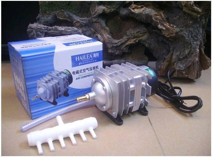 Fish tank 6 way pump