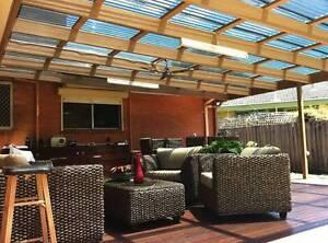 Merbau Deck Builder Pergola Builder From $150 per m2 Frankston Frankston Area Preview