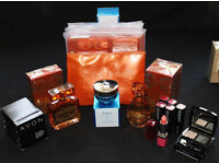 Avon Christian Lacroix Amber Parfum, with free gifts-see picture. £14.00 each set