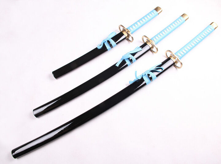 Bleach Ichimaru Gin cosplay Kostüm Schwert sword Waffe Shinso