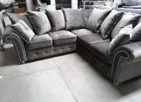 😺😺 High Quality Grey Maryland Sofa on Clearance 😺😺