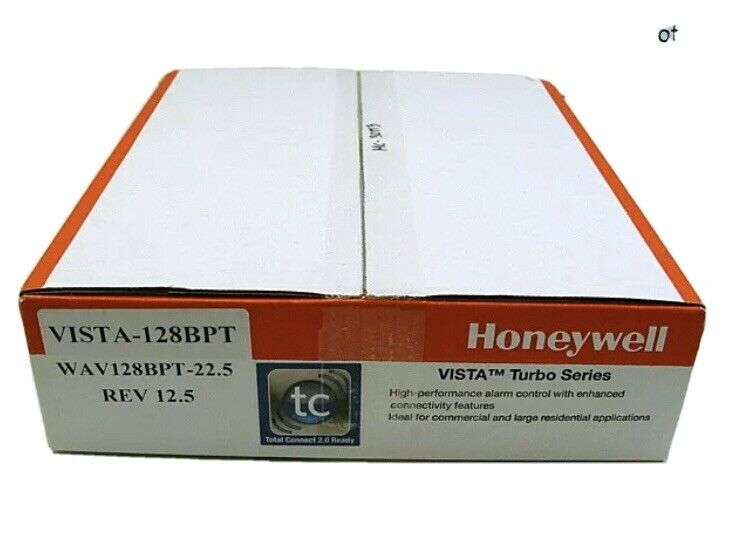 Honeywell VISTA-128BPT Partitioned Commercial Burglary Alarm Control Panel