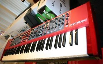 Nord Stage 2 compact SW73 occasion in perfecte staat
