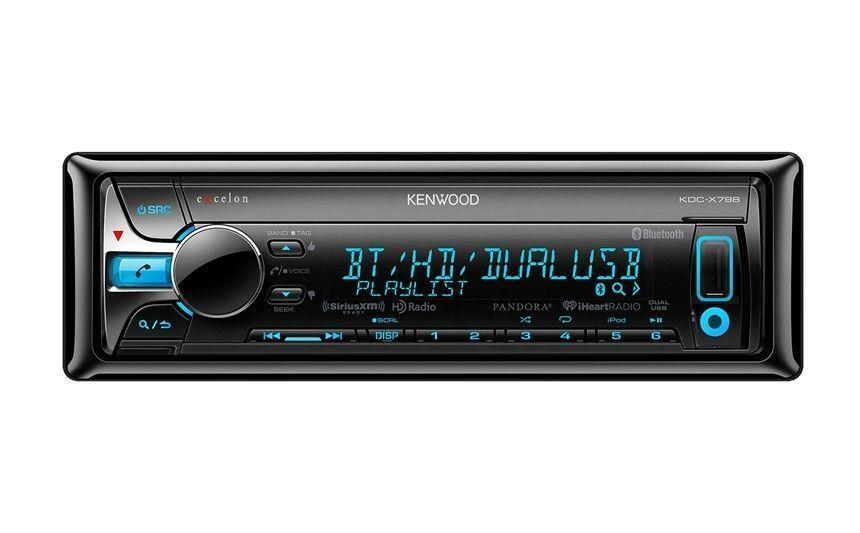 Kenwood KDC-BT758HD