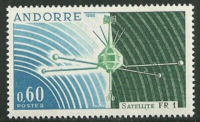 ANDORRA, FRENCH SCOTT # 171 MINT NEVER HINGED NH