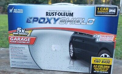 Rustoleum 252625 Epoxy Shield Base Garage Floor Paint