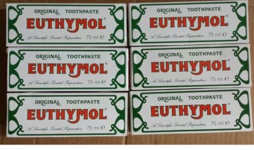 euthymol original toothpaste waitrose amp partners - 500×296