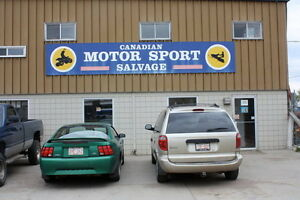 Canadian Motor Sports Salvage and Sales Ltd. Edmonton Edmonton Area image 1