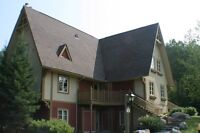 Tremblant 4 bedroom, 4 star ....  for fall colours