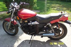 PARTING OUT A 1986-1990 YAMAHA RADIAN 600 Windsor Region Ontario image 2