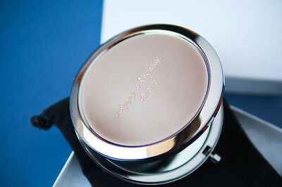 4 Personalized Compact Mirrors Bridesmaid And Bridal Shower Gifts Free Engraving