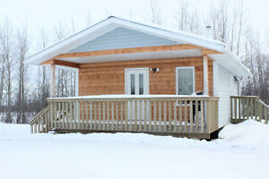 Roadrunner cabin rentals joussard ab canada image 2 for Ice fishing cabins alberta