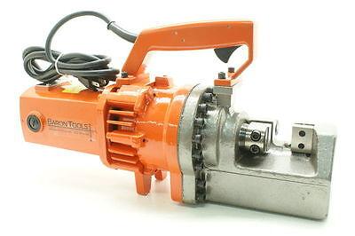 Baron Tools 3/4 Electric Hydraulic Rebar Cutter Rc-20