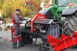 PALAX KS35 ERGO FIREWOOD PROCESSOR SPLITTER CUTTER NEW PTO