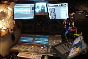 Denmark Productions Recording Studio