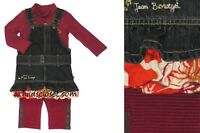 4 JEAN BOURGET Europe vetement hiver fille 4ans neufs $189