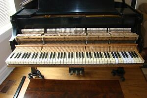 Have your piano tuned and it will sell.