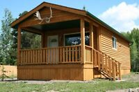 Cabin 8kms west of Smithers