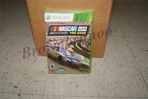 NASCAR-The-Game-2011-Xbox-360-Race-Car-NEW-SEALED