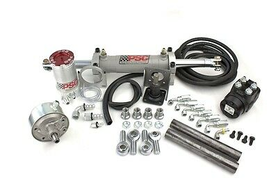 "PSC Trail Series 2.5"" Double End Full Hydraulic Steering Kit with P-Pump OFFROAD"