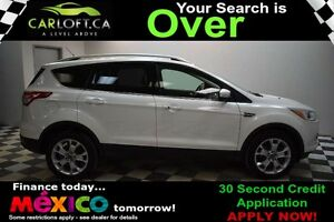 2014 Ford Escape TITANIUM 4WD - REMOTE START**SUNROOF**LEATHER