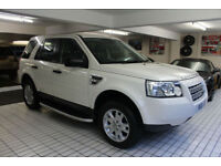 Land Rover Freelander 2 2.2Td4e ( 158bhp ) 4X4 2010MY S,FULL LEATHER,SIDE STEPS