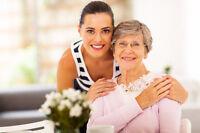 Aides aux aînés recherchées