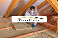 attic insulation contractor/ roof repair/mold/ Ice Dam Removal