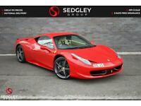 Ferrari 458 4.5 Italia Auto Seq 2dr Coupe Petrol Automatic