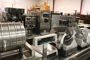 Hobart Meat Equipment and Mixers Auction