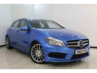 2013 63 MERCEDES-BENZ A CLASS 2.1 A220 CDI BLUEEFFICIENCY AMG SPORT 5DR AUTOMATI
