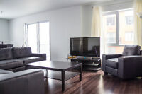 Bright 3 1/2 corner unit condo in Laval