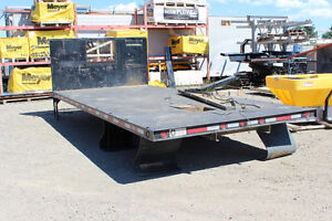 Used Grainmaster 20ft SuperDuty Deck