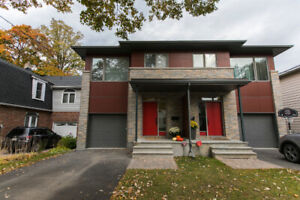 Westboro Semi-deatched home for sale.