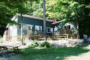 2 Bedroom Family Vacation Cottage for Rent- August 18-25