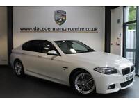 2014 14 BMW 5 SERIES 3.0 530D M SPORT 4DR AUTO DIESEL 255 BHP DIESEL