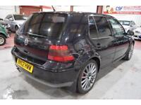 2002 52 VOLKSWAGEN GOLF 2.8 V6 4MOTION 5D 197 BHP