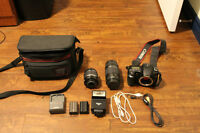 Canon EOS 30D Camera Bundle
