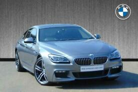 image for 2018 BMW 6 Series 640d M Sport Gran Coupe Auto Saloon Diesel Automatic