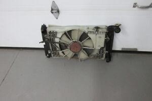 radiator radiateur  d origine toyota corolla 2003 a 2008