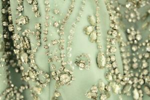 SAVORWSKI CRYSTAL WEDDING DRESS FOR BRIDE OR BRIDESMAIDS