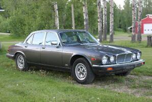 1985 Jaguar XJ12 Vanden Plas V8  SLEEPER!