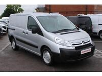 2016 Citroen Dispatch 1000 1.6 HDi 90 H1 Van Enterprise Diesel silver Manual