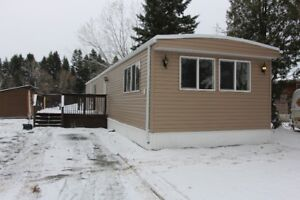 Completely renovated mobile home in Hillcourt Estates
