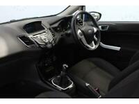 2016 Ford Fiesta 1.0 EcoBoost Zetec White 3dr Hatchback Petrol Manual