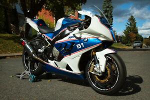 track bike, s1000rr